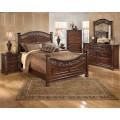 Leahlyn Warm Brown Bedroom Set