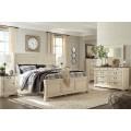Bolanburg Antique White Bedroom Set