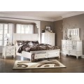 Prentice White Bedroom Set