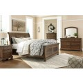 Flynnter Medium Brown Bedroom Set