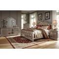 Birlanny Silver Bedroom Set