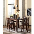 Bennox Brown Dining Room Set