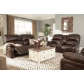 Hallstrung Chocolate Living Room Group