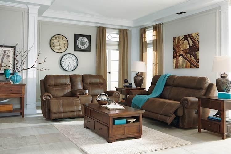 Austere Brown Living Room Group Speedyfurniture Com