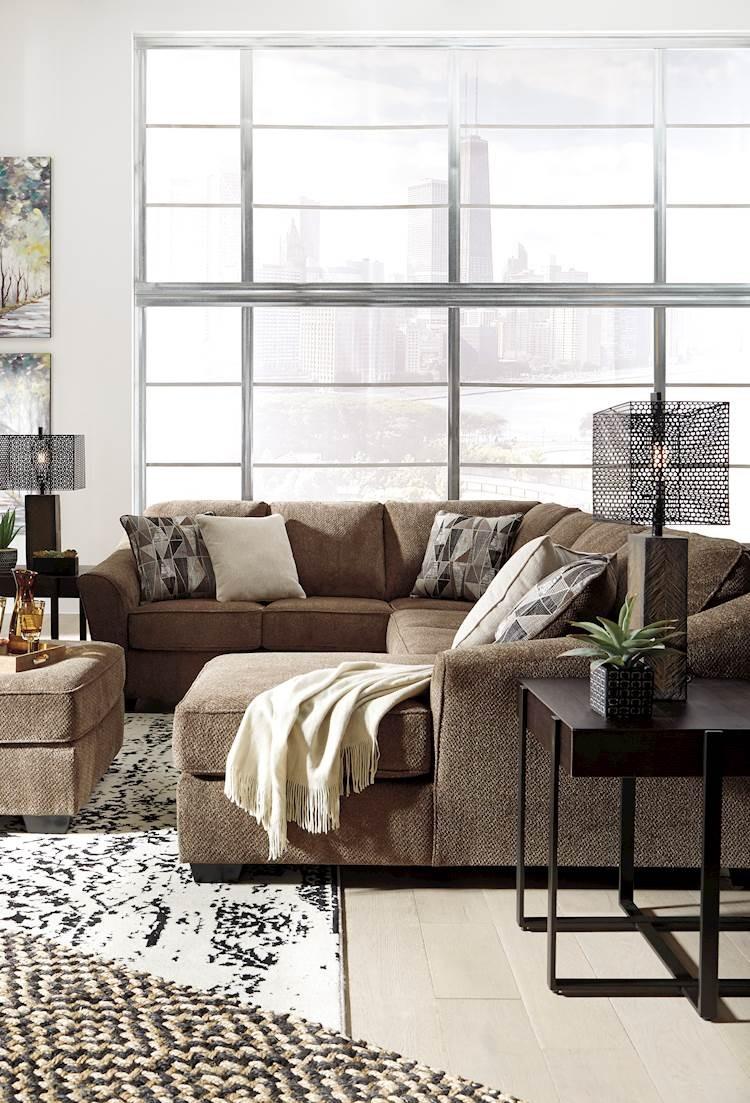 Graftin Teak Sectional Living Room Group Speedyfurniture Com